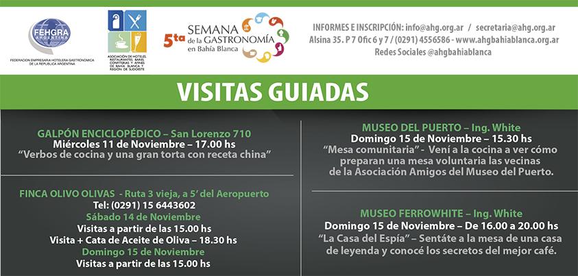 mailing VISISTAS GUIADAS facebook