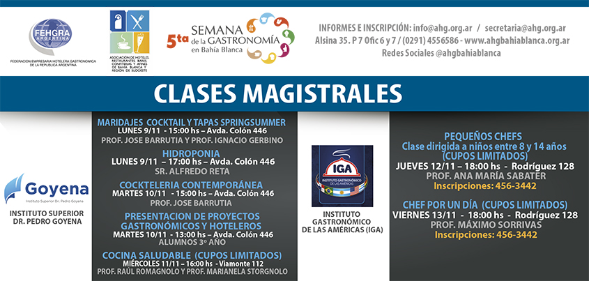 mailing curso CLASES MAGISTRALES facebook